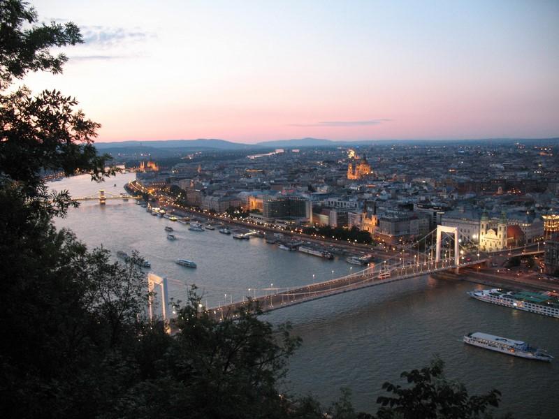 18 Maďarsko - Budapešť 6