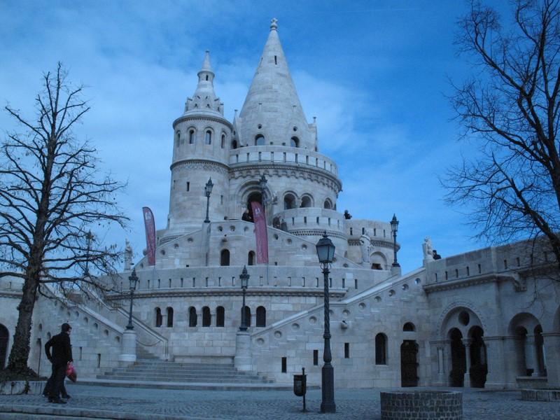 18 Maďarsko - Budapešť 7