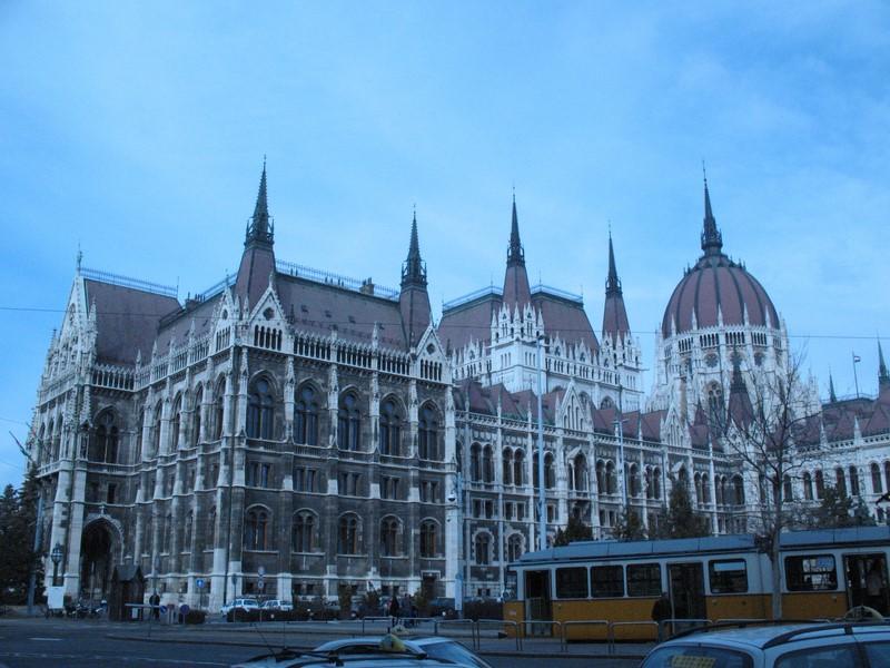 18 Maďarsko - Budapešť 8