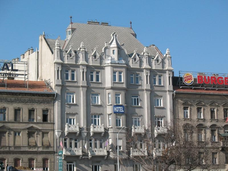 18 Maďarsko - Budapešť 9