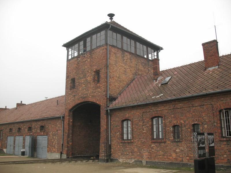 19 Poľsko Osvienčim - Krakov 7